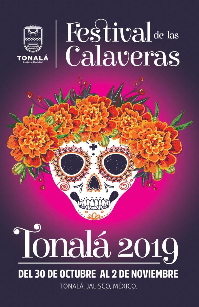 Festival de las Calaveras Tonalá 2019